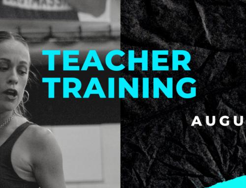 Teacher Training Camp 2019!