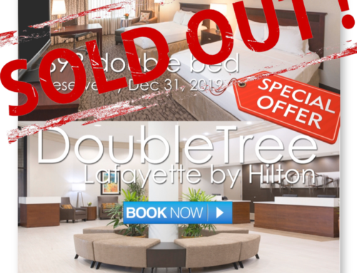 Lafayette Hotel SOLD OUT!