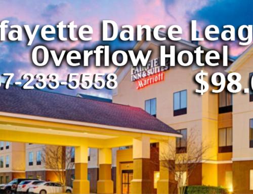 Overflow Hotel Lafayette